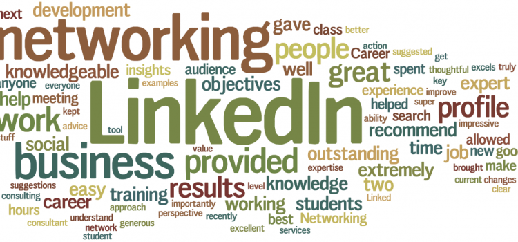 SandyJK's LinkedIn recos for LinkedIn trainings