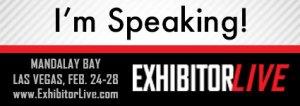 EXHIBITORLive 2019 Speaker