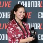 Katina won an award!