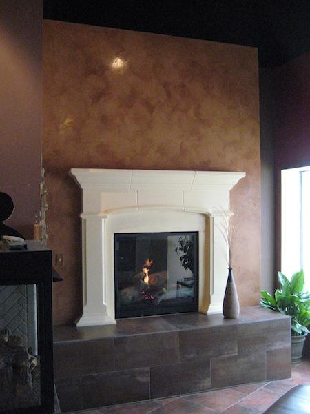 Fireplaces  Sioux Falls SD Interior Design Photos