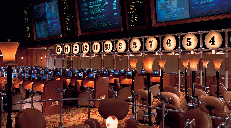 Las Vegas Sportsbook  Bellagio Hotel  Casino