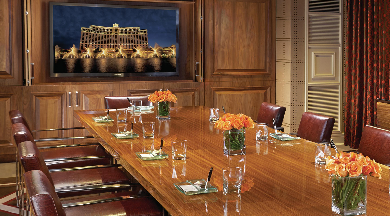 Executive Hospitality Suite  Bellagio Hotel  Casino