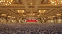 The Bellagio Las Vegas Grand Ballroom