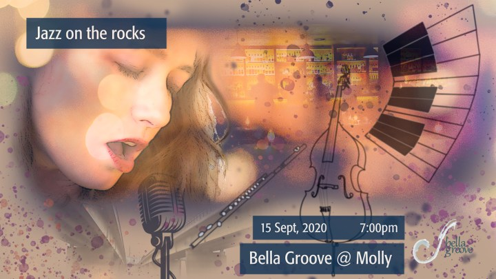 See Bella Groove with Elise Walsh at Molly Bar