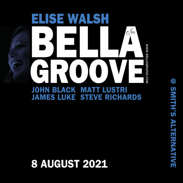 Listen to Bella Groove on Bandcamp