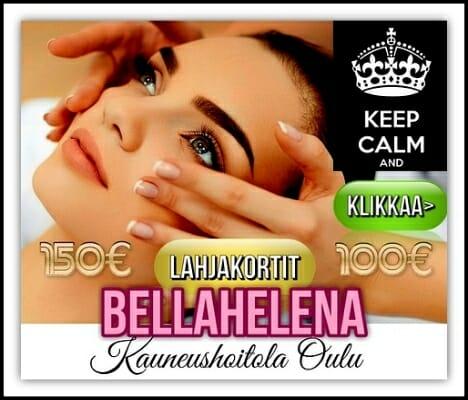Kauneushoitola BellaHelena Kaleva Tablet Paraati 468 x 400px Woman Oulu Finland