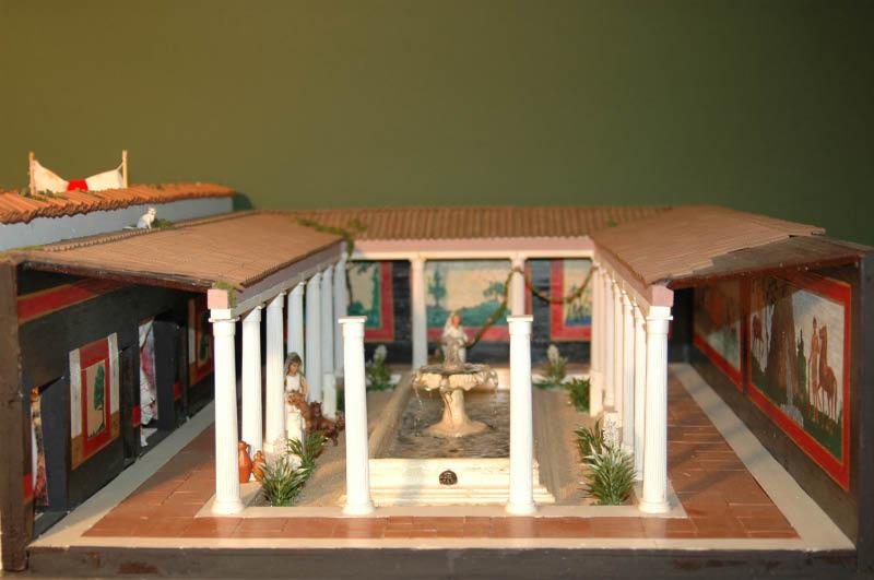 40 Pompei  La casa dei Vettii 2