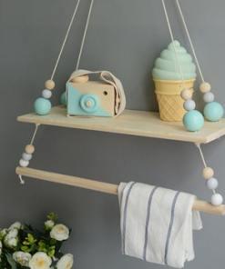 Slaapkamer decoratie ,wandbord, Kinderkamer decoratie
