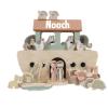 Little Dutch - Ark van Noach - Gepersonaliseerd - Gepersonaliseerd - Kraam cadeau - Geboorte cadeau - Naam cadeau