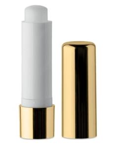 Lippenbalsem|Gepersonaliseerd met naam Deze lippenbalsem is heerlijk zacht voor de lippen en is dermatologisch getest. De lippenbalsem is te verkrijgen in de kleuren rose goud en blauw. deze lippenbalsem is echt een musthave. In elke naam te bestellen. Ø1,9X7 CM