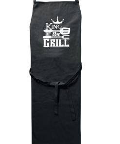 KEUKENSCHORT - King off the grill