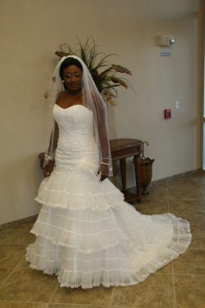 Down the Aisle with Love Nollywood Star Ini Edo  Phillip