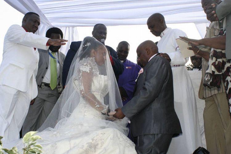 South African Royalty Weds Zulu Princess Bukhosibemvelo