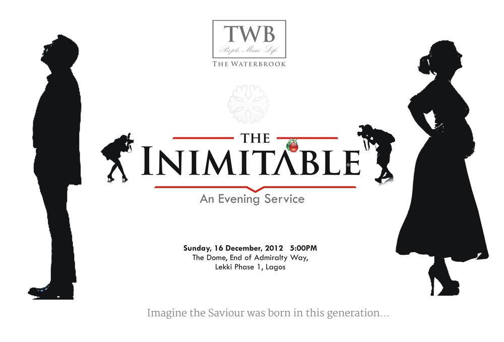 Telling the Nativity Story in 2012! The Waterbrook Church