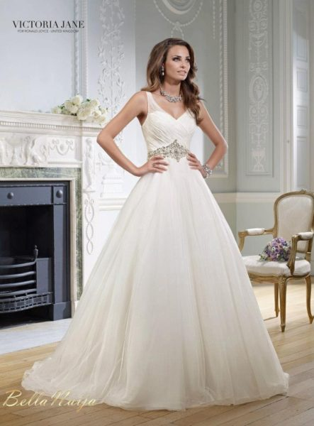 BN Bridal Victoria Jane for Ronald Joyce 2013 Collection