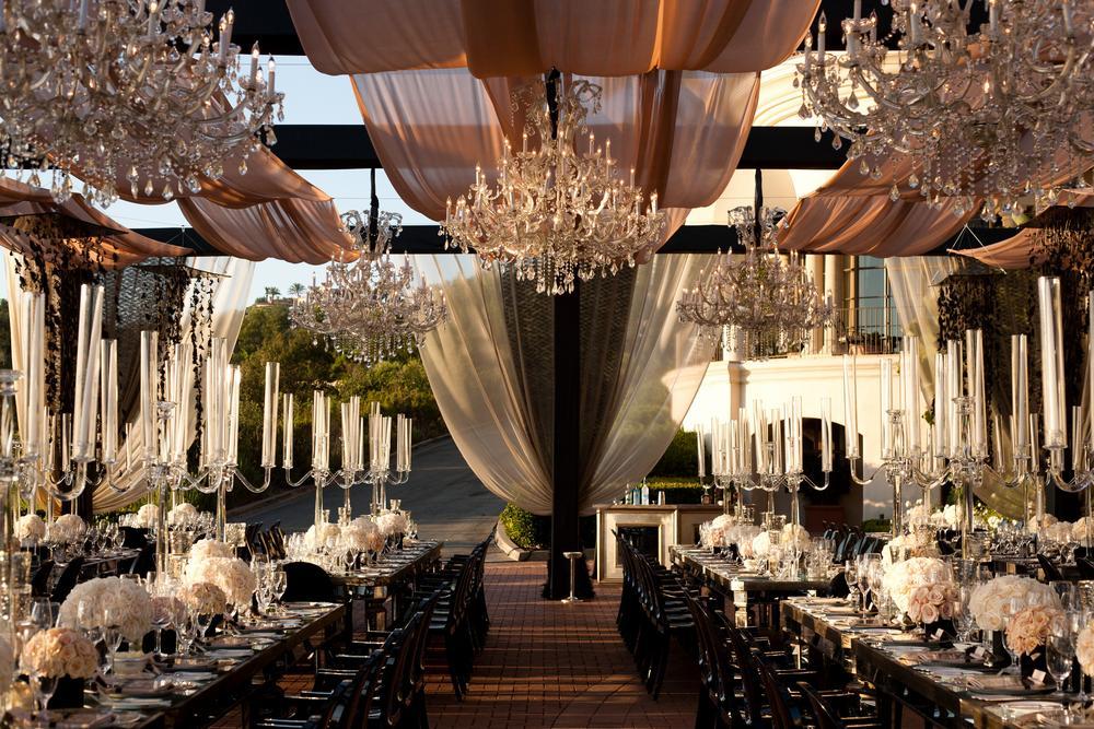 BN Wedding Dcor Outdoor Wedding Receptions  BellaNaija