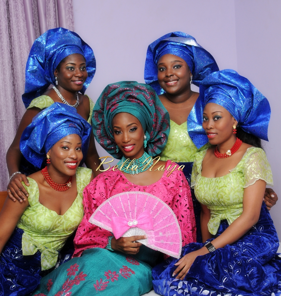 A Pretty Peacock Wedding in Lagos Traditional Engagement  Reception  Beautiful Bollywood