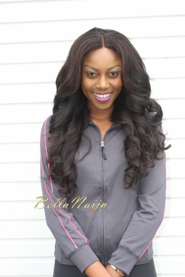 gorgeous hair for a gorgeous girl! the scoop on yvonne