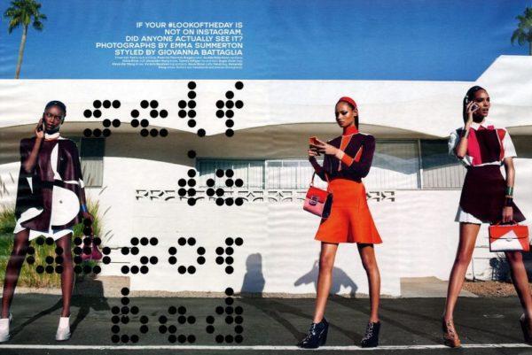 Malaika Firth for W Magazine - BellaNaija - February 2014001