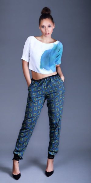 Sally Bawa 2014 Collection Lookbook - BellaNaija - April2014013