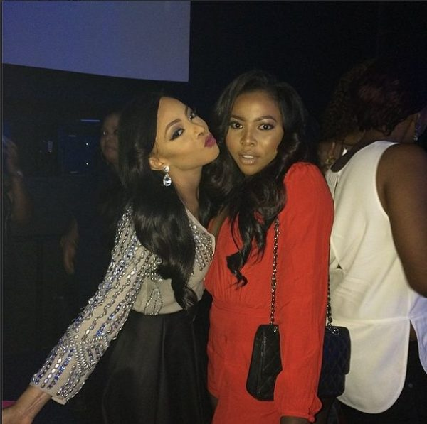 Toke Makinwa & Doranne Beauty