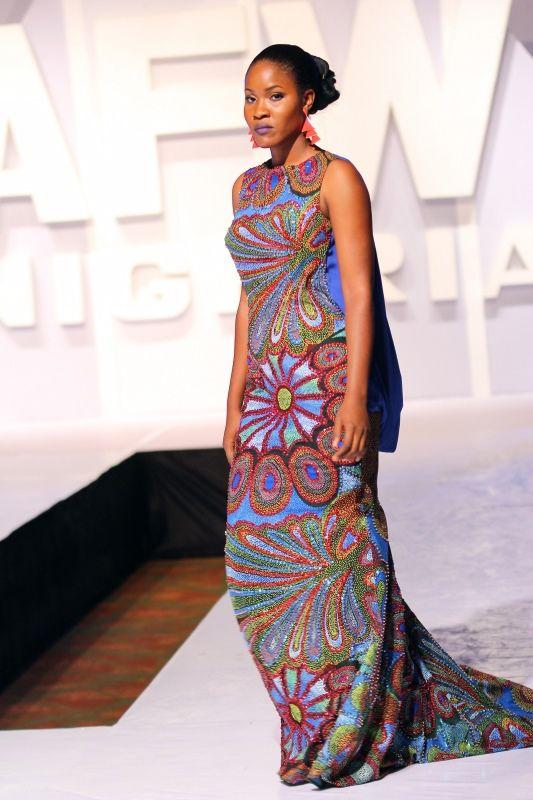 2014 Africa Fashion Week Nigeria: Zizi Cardow | BellaNaija