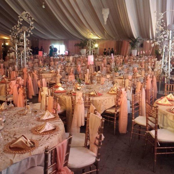 dr sid wedding decor