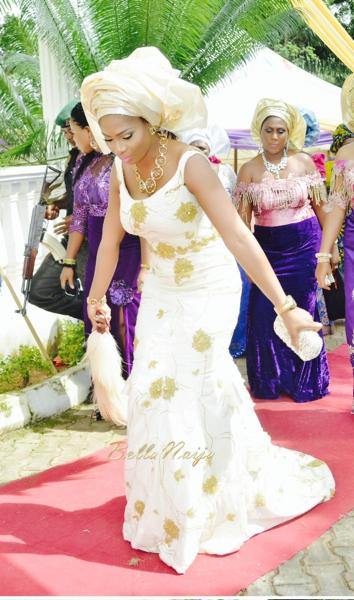 Chisom & Chete Igbo Nigerian Wedding | BellaNaija 2014 - 006
