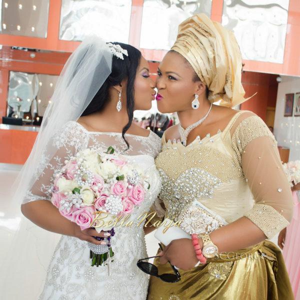 Chisom & Chete Igbo Nigerian Wedding | BellaNaija 2014 - 0070