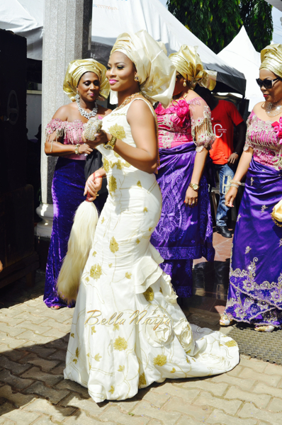 Chisom & Chete Igbo Nigerian Wedding | BellaNaija 2014 - 007