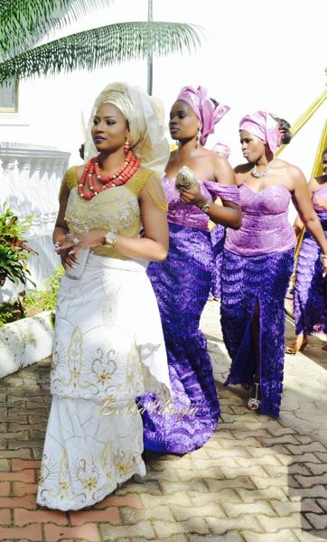 Chisom & Chete Igbo Nigerian Wedding | BellaNaija 2014 - 023