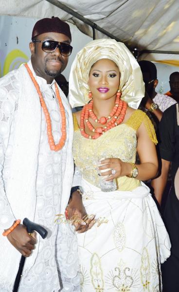 Chisom & Chete Igbo Nigerian Wedding | BellaNaija 2014 - 024
