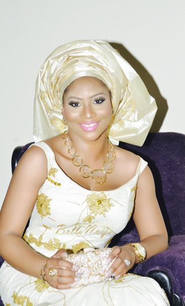 Chisom & Chete Igbo Nigerian Wedding | BellaNaija 2014 - 026