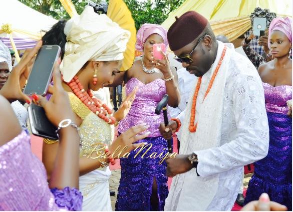 Chisom & Chete Igbo Nigerian Wedding | BellaNaija 2014 - 030