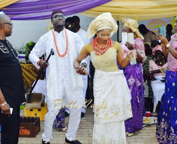 Chisom & Chete Igbo Nigerian Wedding | BellaNaija 2014 - 039