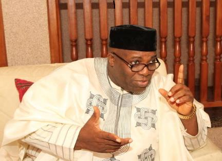 Image result for Doyin Okupe releases number of votes Buhari will get in each state