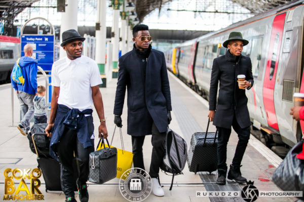 IMG 2037 600x400 Iyanya, Tekno, Selebobo, Emma Nyra & Ubi Franklin Take the Streets in Style as UK Tour Begins