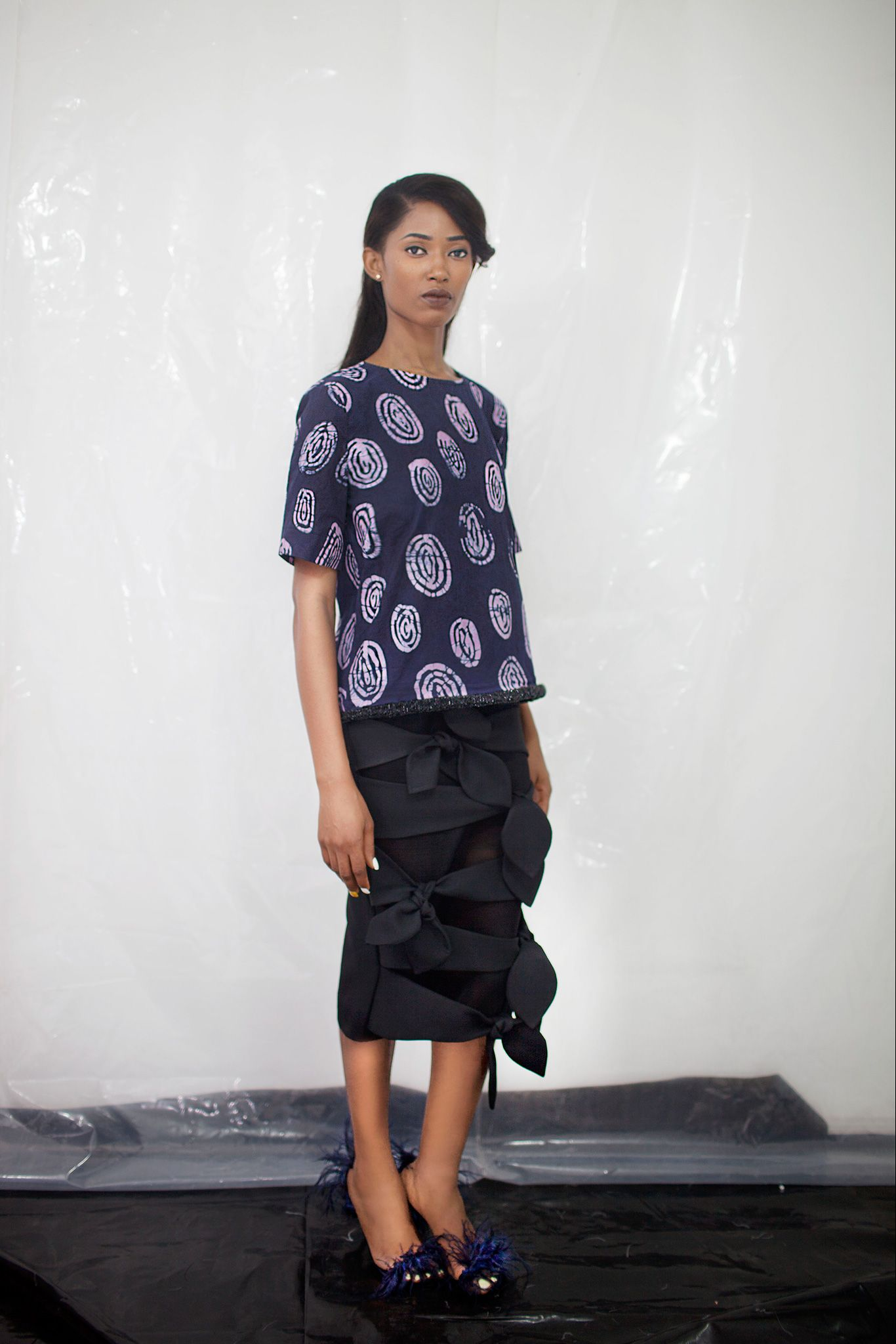Maki Oh Spring 2015 Collection - October - 2014 - BellaNaija013