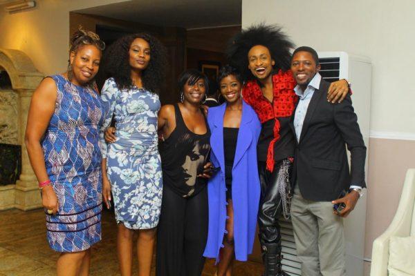 Ngozi Omambala, Ono Bello, Azuka Ogujiuba, Tonye, Denrele Edun & Gistmaster