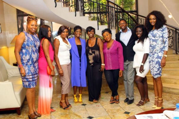 Ngozi Omambala, Sade Bakare, Yemisi Sulieman, Tonye, Azuka Ogujiuba, Gistmaster, Blacksatino & Ono Bello