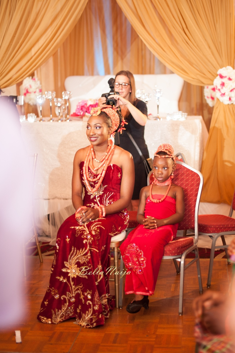 BN Wedding Decor Omo  Emmanuels Dreamy Pink  Gold Wedding  LilyVEvents  BellaNaija