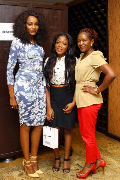 Ono Bello, Igbenoba Omotola & Tewa Onasanya