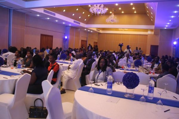 A Cross section of the participants at the event