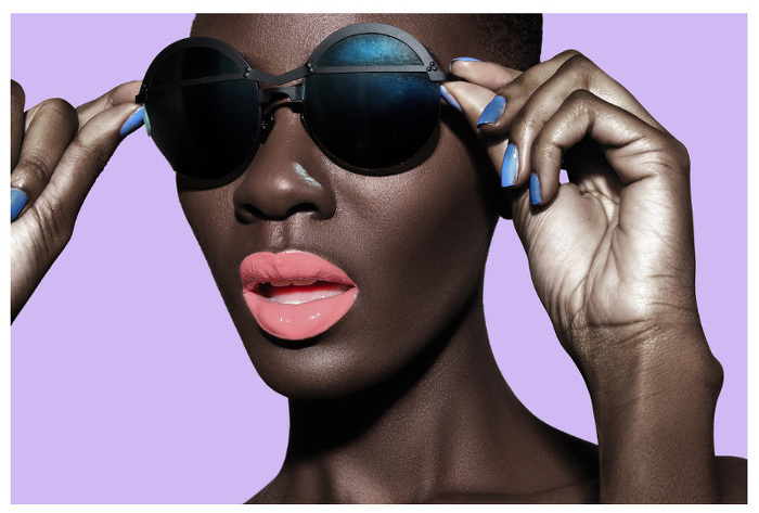 Destiny Owusu for Melissa Butler's Lip Bar Luxury Beauty brand - Bellanaija - May 2015001