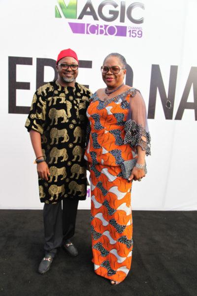 John Ugbe & Onyeka Onwenu