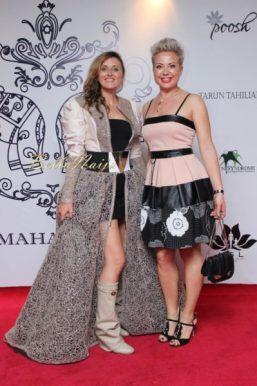 Caterina Bortolussi & Ilona Pinke