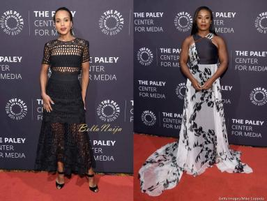 Image result for kerry washington and uzo aduba pictures