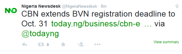 BVN Registration NEW