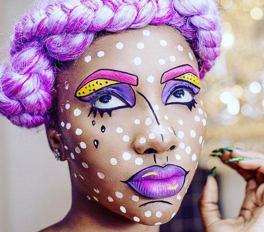 Makeup by Caroline Danjuma - BellaNaija - September 20150010