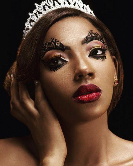 Makeup by Caroline Danjuma - BellaNaija - September 2015008